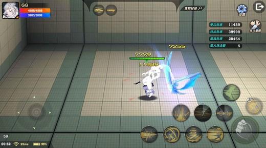 猎人X猎人战斗系统