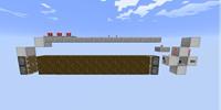 我的世界红石电路攻略 半自动农场(可可豆用)