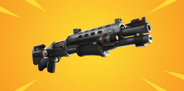 堡垒之夜手游v9.40更新公告 新霰弹枪即将加入战场