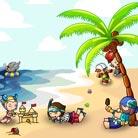 造梦西游5夏日海滩
