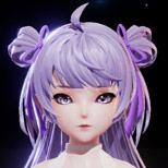 龙族幻想紫桔梗捏脸数据 紫桔梗捏脸代码