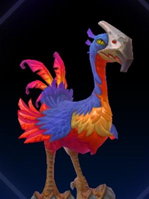 我的起源恐鸟