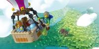 乐高无限8月8日共创测试公告 一起参与游戏测试