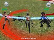 生死狙击游戏截图-铁锁连环