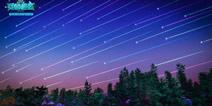 我的起源大陆流星雨奇景大赏 带你走进奇丽的起源大世界