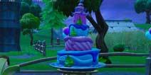 堡垒之夜生日蛋糕在哪里 2周年生日庆典在10个不同的生日蛋糕上跳舞