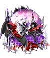 奧拉星暗影之夜絕界黑翼王