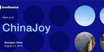 ironSource聚合平台携多款重磅产品实力亮相2019 ChinaJoy