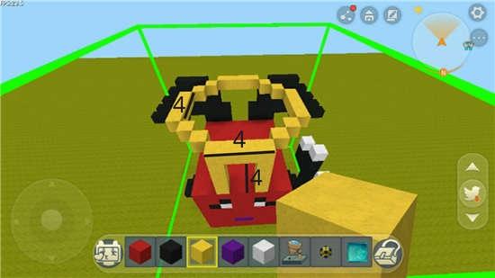 迷你世界小恶魔怎么做 生物模型制作小恶魔
