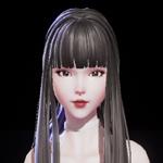 龙族幻想欧阳娜娜捏脸数据 欧阳娜娜捏脸代码