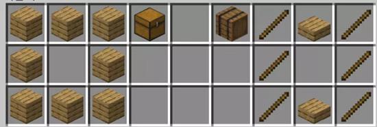 我的世界木桶VS箱子
