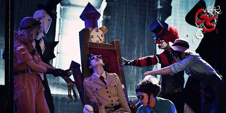 第五人格宣布舞台剧化,这怎么演,秦王绕柱人皇走位吗?