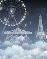 奥比岛全屏背景・摩登都市系列图鉴