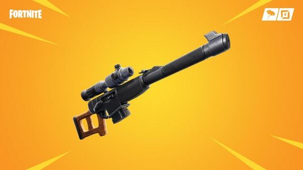 堡垒之夜手游v10.01更新公告 自动狙击步枪加入战场
