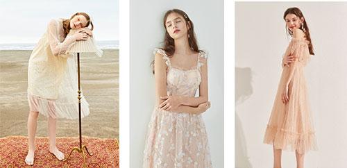 跟着小花仙学穿搭第二期纱裙的穿搭4