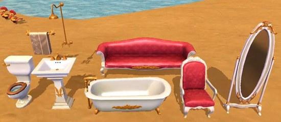 创造与魔法更新爆料 全新的家具风格登场