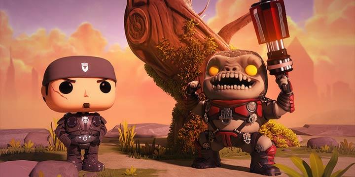 战争机器Q版移植《战争机器POP!》手游8月22日发布!