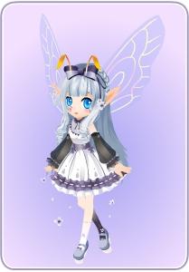 小花仙轻舞蝶语套装1