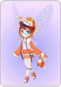 小花仙小狐狸套装1