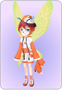小花仙小狐狸套装2