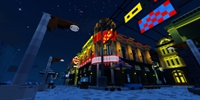 乐高无限方块怎么设置发光 如何制作制作夜景