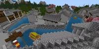 我的世界最美村庄被玩家发现啦 你见识过这几个村庄吗