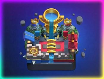 皇室战争9月更新 主题季第3季:传奇