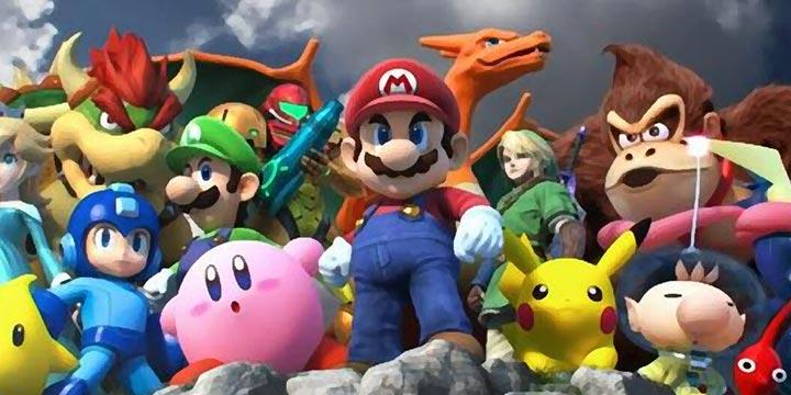 任天堂直面会:《异度神剑》《守望先锋》等50款游戏公布!