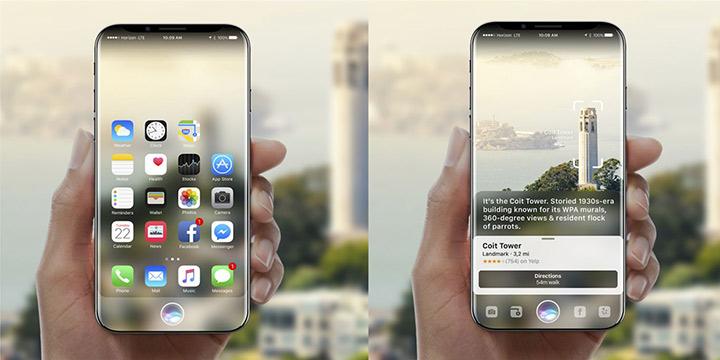 苹果测试屏下指纹解锁,新机或将使用,这是开始倒追华为三星了?