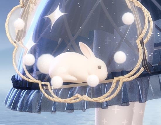 兔与星月夜