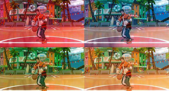 代号:唱跳rap篮球