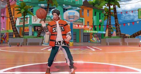 《街头篮球》