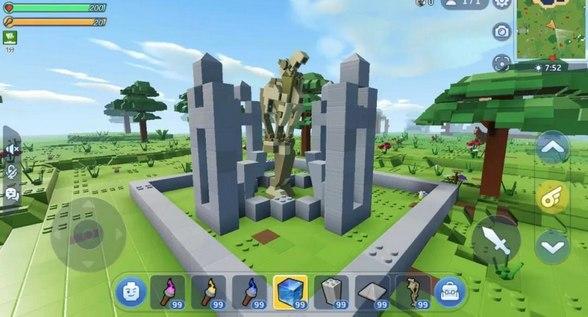 乐高无限喷泉怎么做 3种喷泉建造方法