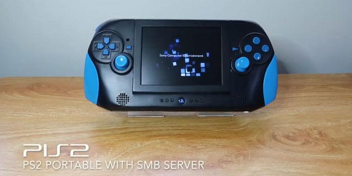 PS2当掌机玩是种什么体验?谢邀,刚做了一台要不你试试?