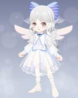 奥比岛小天使清纯装图鉴
