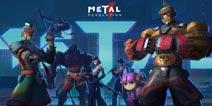 国产独立机甲格斗游戏《金属对决》9月23日开启冒险