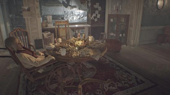 游戏中的房间