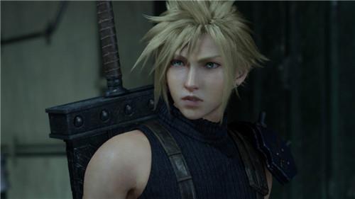 《最终幻想7》不仅把游戏重置了还把旧版的人物模型做成手办