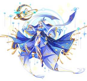奥奇传说逆时空超神神女