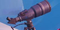 堡垒之夜望远镜在哪里 在不同望远镜处跳舞