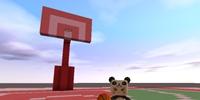 迷你世界先遣服爆料 胖哒叔教你打篮球