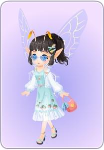 小花仙和果子套装1