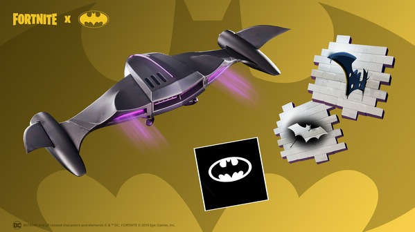 各位亲爱的玩家,堡垒之夜x《蝙蝠侠》联动正式开启!以下为游戏更新内容,已于9月21日20:00 在游戏内实现!