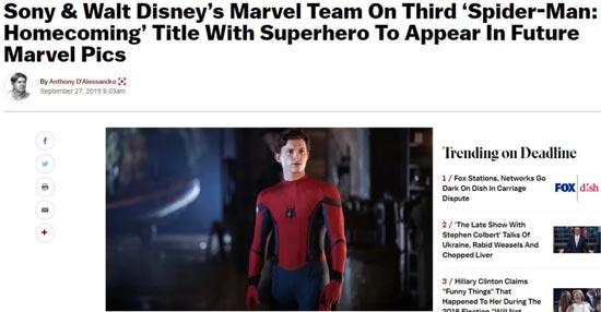 蜘蛛侠返校季