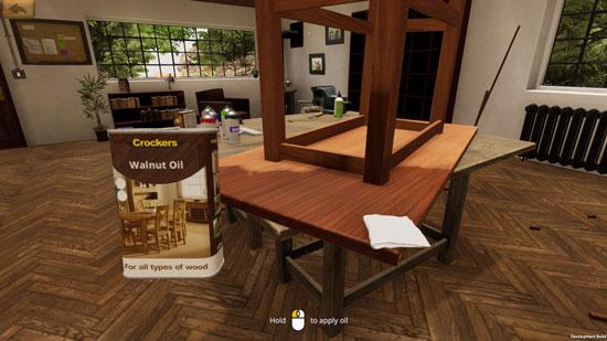 木工模拟器