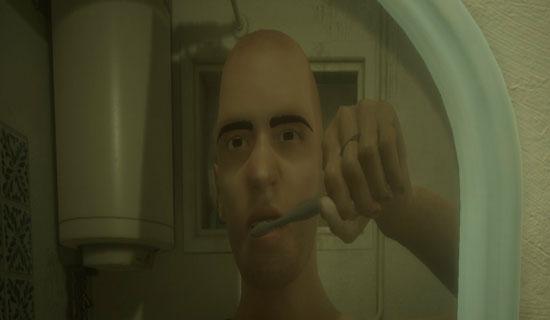 刷牙模拟器