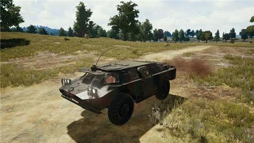 新载具:BRDM装甲车