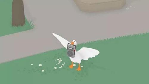 辣个《大鹅模拟器》有意推出移动版本啦,嚣张模式ON