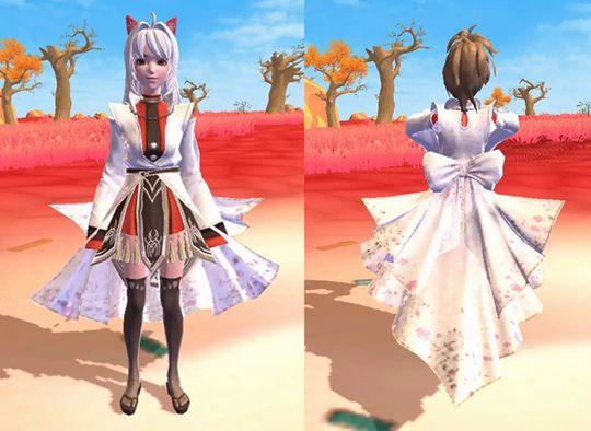 镜花水月服饰来袭 创造与魔法10月11日更新公告