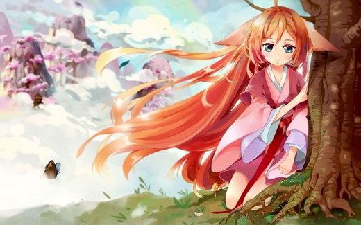 万水千山不负相思 《狐妖小红娘》将于10月31日正式上线!